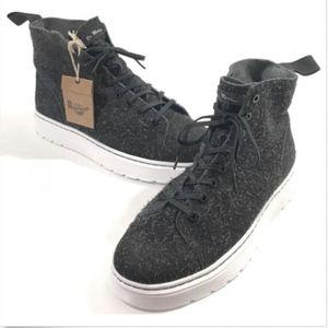 Dr Martens Air Wair High Top Shoes TALIB Ankle